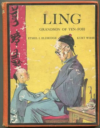 Ling Grandson of Yen-Foh. Ethel J. Eldridge