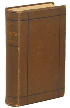 Life of Matthew Hale Carpenter; A View of the Honors and Achievements that, in the American...