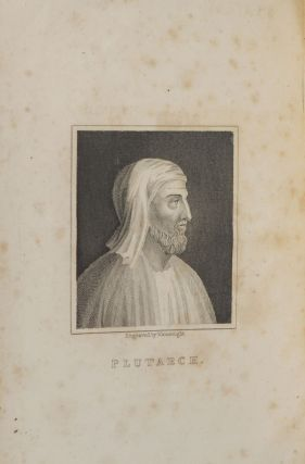 Plutarch's Lives, Translated from the Original Greek; with Notes, Critical and Historical; and a Life of Plutarch