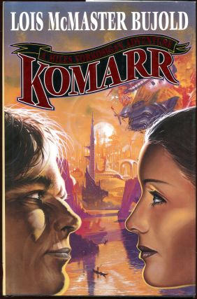 Komarr; A Miles Vorkosigan Adventure. Lois McMaster Bujold