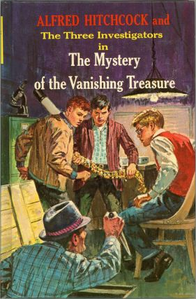 The Mystery of the Vanishing Treasure. Robert Arthur