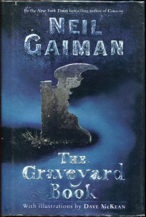 The Graveyard Book. Neil Gaiman