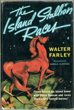 The Island Stallion Races. Walter Farley