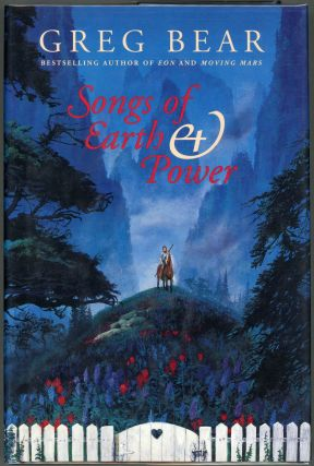 Songs of Earth & Power; The Infinity Concerto and The Serpent Mage. Greg Bear