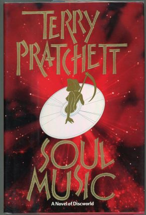 Soul Music. Terry Pratchett