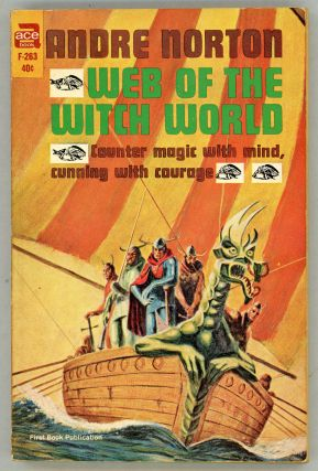 Web of the Witch World. Andre Norton, Alice Mary Norton