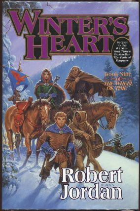 Winter's Heart. Robert Jordan