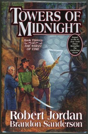 Towers of Midnight. Robert Jordan, Brandon Sanderson